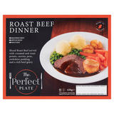 The Perfect Plate Roast Beef Dinner 420g