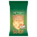 Peter's Premier Chicken & Bacon Slice