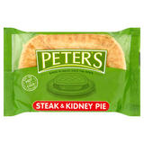 Peter's Steak & Kidney Pie 153g