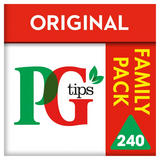 Pg Tips . 240p Tea Bags