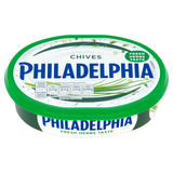 Philadelphia with Chives Soft White Cheese 170g