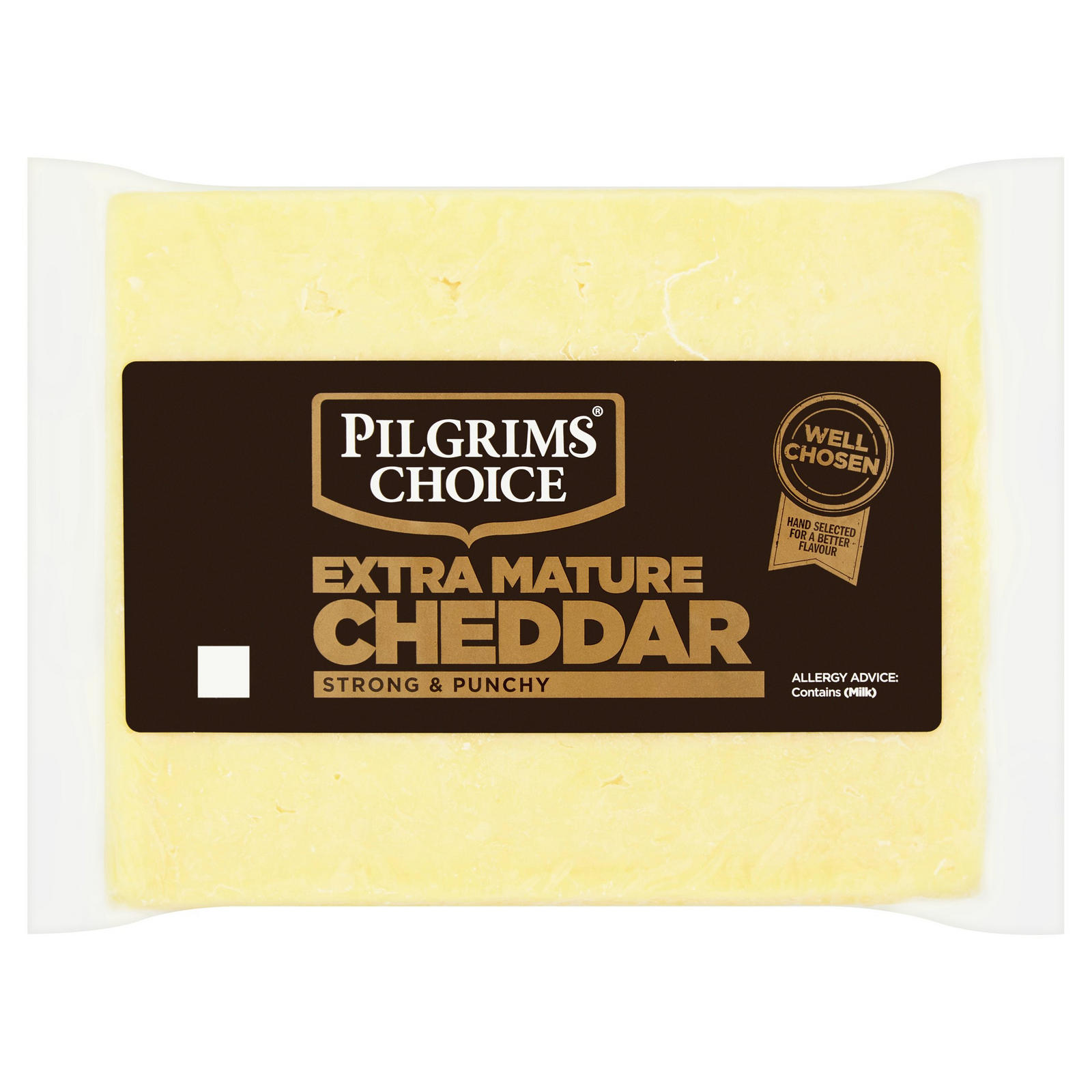 Pilgrims Choice Extra Mature Cheddar | Cheddar Cheese