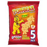 Pom-Bear Original Potato Snacks 5 x 13g