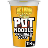 Pot Noodle  Original Curry King Pot 114g