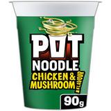 Pot Noodle  Chicken & Mushroom Standard 90g