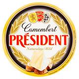 Président Camembert 120g