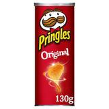 Pringles Original Crisps, 130g