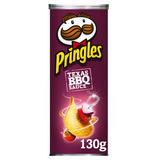 Pringles BBQ Crisps, 130g