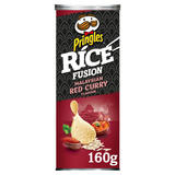 Pringles Rice Fusion Malaysian Red Curry Flavour 160g