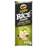Pringles Ríce Fusion Peking Duck with Hoisin Sauce Flavour 160g