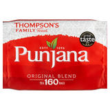 Thompson's Family Teas Punjana Original Blend 160 Tea Bags 500g