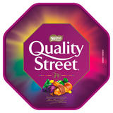 Quality Street Christmas Chocolate, Toffee and Cremes Tub 629g