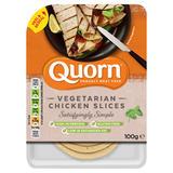 Quorn Vegetarian Chicken Slices 100g