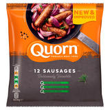 Quorn Sausages 504g