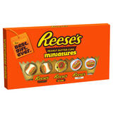 Reese's Peanut Butter Cups Miniatures Variety Box 162g