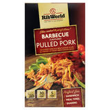 Rib World Barbecue Flavoured Pulled Pork 400g