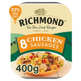 Richmond 8 Chicken Sausages 400g
