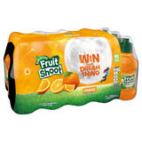 Fruit Shoot Orange Kids Juice Drink 15 x 200ml