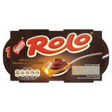 Rolo Delicious Milk Chocolate & Toffee Dessert 4 x 70g (280g)