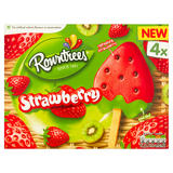 Rowntrees Strawberry 4 x 73ml