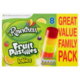 Rowntrees Fruit Pastilles Lollies 8 x 65ml