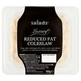 S:a:l:a:d:s Luxury Reduced Fat Coleslaw 300g