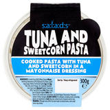 S:a:l:a:d:s Tuna and Sweetcorn Pasta 300g