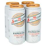 San Miguel Especial Premium Lager 4 x 440ml Cans