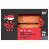The Saucy Fish Co. Fish & Sauce Chilli, Lime & Ginger Dressing 260g