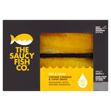 The Saucy Fish Co. Fish & Sauce Vintage Cheddar & Chive Sauce 280g