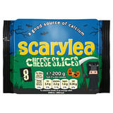 Scarylea Cheese Slices 8 Pack 200g