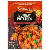 Schwartz Bombay Potatoes Recipe Mix 33g