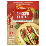 Schwartz Chicken Fajitas Recipe Mix 35g