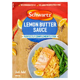 Schwartz Lemon Butter Sauce Mix for Fish 38g