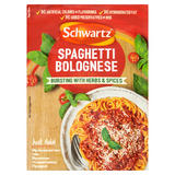 Schwartz Spaghetti Bolognese Recipe Mix 40g