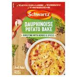 Schwartz Dauphinoise Potato Bake Recipe Mix 40g
