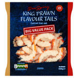 Sea Spray King Prawn Flavour Tails 535g