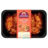 Shazans Peri Peri Chicken Thighs