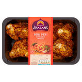 Shazans Peri Peri Chicken Wings
