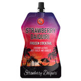 Shuda Strawberry Daiquiri Frozen Cocktail 250ml