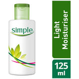 Simple Kind to Skin Hydrating Light Moisturiser 125ml