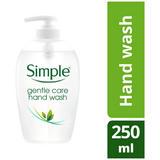 Simple  Gentle Care Handwash 250ml