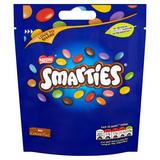 Nestlé® Smarties® Milk Chocolate Sweets Sharing Bag 118g