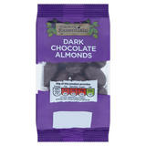 Snacking Essentials Dark Chocolate Almonds 100g