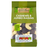 Snacking Essentials Cashews & Jumbo Raisins 150g