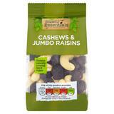Snacking Essentials Cashews & Jumbo Raisins 150g