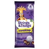 Strings & Things Scarestrings Cheestrings Original 4 x 20g (80g)