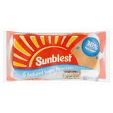 Sunblest 6 Reduced Sugar Pancakes