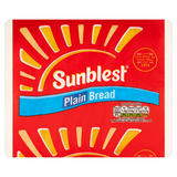 Sunblest Plain Bread 800g