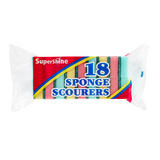 SuperShine 20 Sponge Scourers